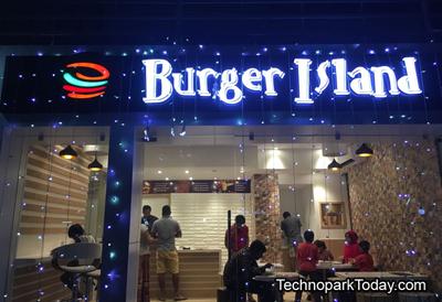 burger island technopark trivandrum kazhakkoottam