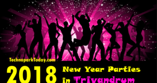 new year parties in trivandrum 2018 list