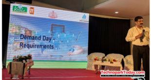 KSUM: 'Demand Day' starts at U L Cyber Park