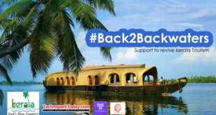 Back2Backwaters Campaign to Support Tourism!