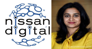 Suja Chandy is New MD for Nissan Digital Hub