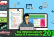 Top Web Development Framework in 2018