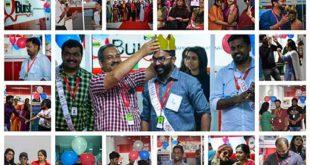 QBurst Celebrates Men's Day 2018