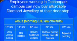 Soliaire Diomonds on easy Installments now at Technopark