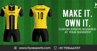 Hyve Sports: Technopark-based sports apparel start-up launches online customization platform