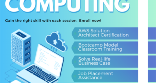 Weekend course on Cloud Computing starts on July 1- Register Now