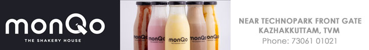 monQo shakes, steaks & more near technopark trivandrum