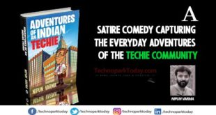 Adventures of an Indian Techie – a satire comedy by Nipun Varma