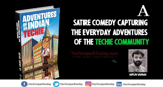 Adventures of an Indian Techie by Nipun Varma