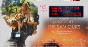 Muscroft the Saviours- Techie's Documentary film releasing on World Animal Day