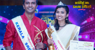 Nissy Rose and Dr. Praveen won Malayali Manka and Kerala Sreeman 2019 titles