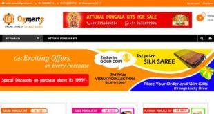 pongala buy online portal trivandrum