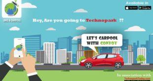 carpool technopark