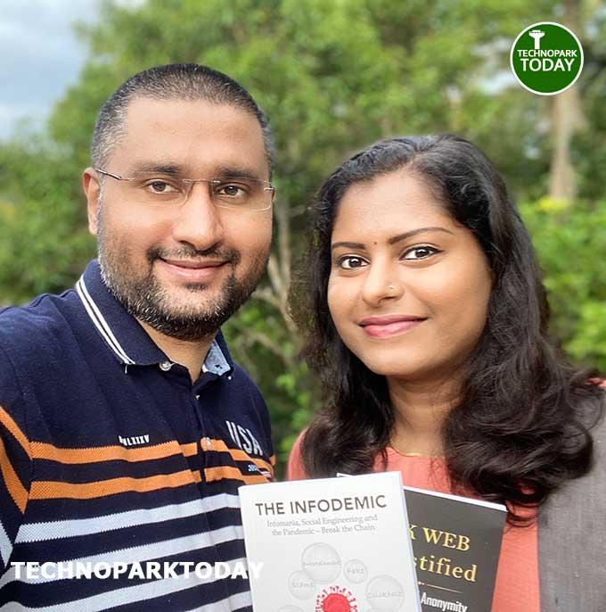 Adarsh Nair & Greeshma