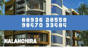 Own a premium apartment at Nalanchira at affordable rates